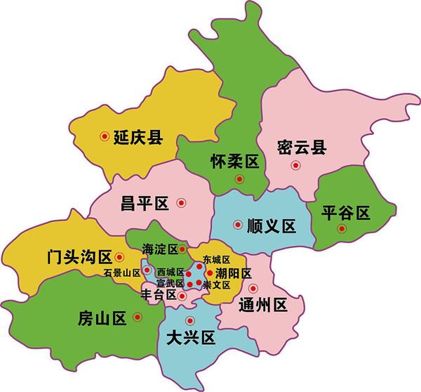 北京 密云/行政区划